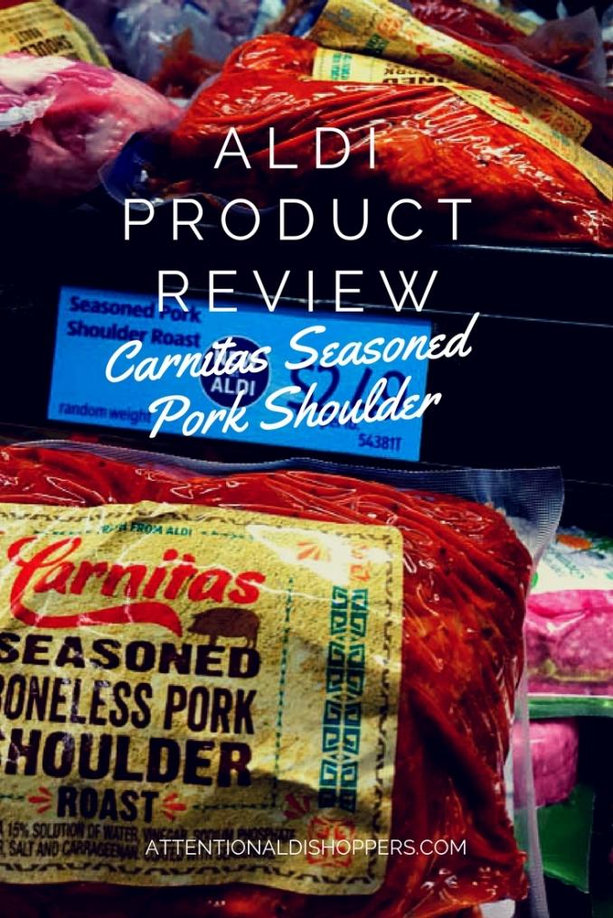 Product Review: Carnitas Seasoned Pork Shoulder Roast